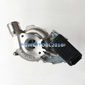 Gt2052v Electric Turbocharger For Ford Transit Land Rover Defender Td4 752610