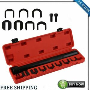 Inner Tie Rod Removal Tool Set Car Auto Mechanics Inner Tie Rod Tool 7pcs Bp