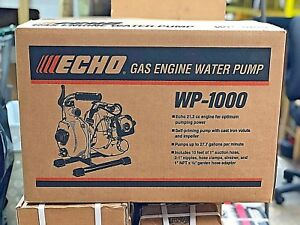 Free Shipping Echo Wp 1000 21 2cc 1 Water Pump Free Shipping