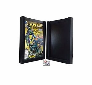Lot Of 2 Comic Book Display Case Frame Current Sized Comics By Gameday Display