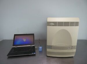 Abi Applied Biosystems 7300 Real Time Pcr With Computer And Warranty