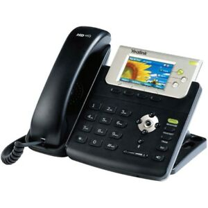 Yealink T32g Gigabit Color Lcd Display Ip Phone Sip t32g Fully Refurbished