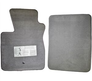 Oem Ford Floor Mats Custom F Series Pickup Truck Gray Fits 1992 2010 Ford F 150