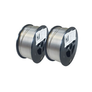 2 Rolls Stainless Mig Welding Wire 309l 035 X 2 Lb