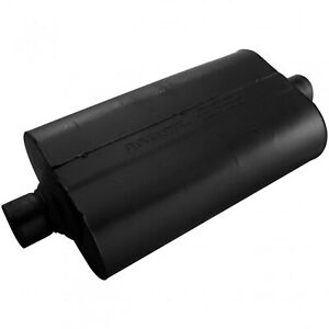 Flowmaster Super 50 Muffler 2 50 Center In 2 50 Center Out Mild Sound