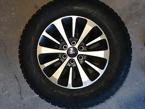 Ford Expedition 18 Oem Wheels And Nitto Tires Set Of 4