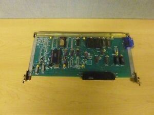 Elox Corporation 13373 0 Pcb Rev D Board Assembly 15295