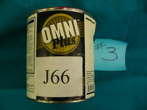 Ppg Paint Tint Omni Plus M582 Shop Line J66 Quindo Red Mixing Base 1qt 3