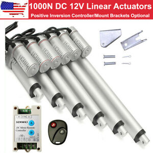 14mm s Heavy Duty 8 18 Linear Actuator 12v Dc Electric Motor Auto Car Rv Lift