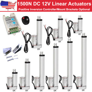 12v 330lb 1500n Linear Actuator Electric Dc Motors For Medical Car Lifting Sofa