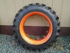 New Titan 8 3 24 R 1 High Traction Lug Deep Tread Tractor Tire Pickup Ny 12726