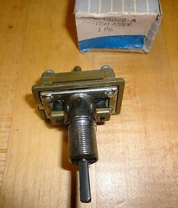 1961 1962 1963 1964 Ford T Bird Window Vac Switch Nos C1vy 14028 A Lincoln