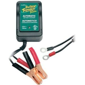 021 0123 Deltran Battery Tender Junior 12 Volt 75 Amp Jr Maintainer Charger 12v