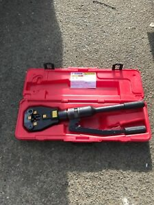 Burndy Hydraulic Crimper