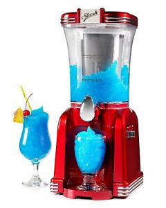 Snow Cone Maker Ice Machine W Lid Commercial Sno Shaver Crusher Side Tray Safety