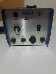 Agm Js 1 Portable Solid State Pin Stud Welder 120v 15a Controller Only
