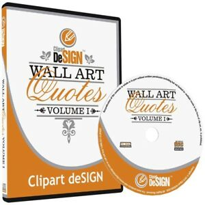 Wall Art Decal Quotes Clipart vinyl Cutter Plotter Images vector Clip Art Graphi