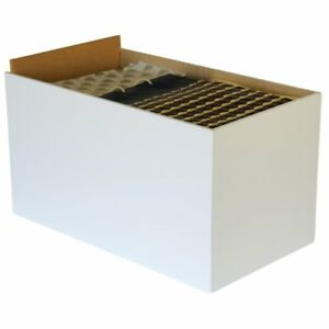 Project Center White Finish Storage Drawers Set Of 3