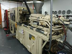 1987 Cincinnati 165 ton Plastic Injection Molding Machine