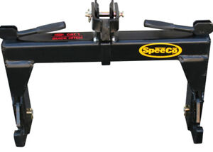 Speeco S14110100 Category One 3 Point Quick Hitch Free Shipping