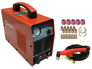 Pilot Arc Plasma Cutter Simadre 50dp 50amp 110v 220v With 26 Consumables