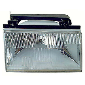 Replacement Headlight Assembly For Ford Mercury Driver Side Fo2502102v