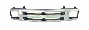 Replacement Grille For Blazer S10 Front Gm1200224