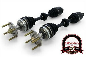 Yonaka 92 00 Honda Civic Stage 3 Hub Engine Swap Kit K20 K24 Drag Racing Shafts