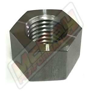 Hunter Accuturn Brake Lathe 1 Arbor Replacement Nut Bl500 Bl501 Bl505 Series