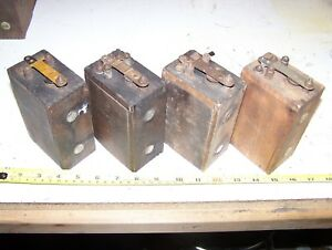 Old Ford Model T Car Truck Ignition Spark Coil Buzz Box Lot Hit Miss Engine Hot
