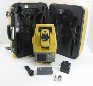 Topcon Gpt 7003i Imaging Total Station For Surveying 1 M Warranty Made In Japan