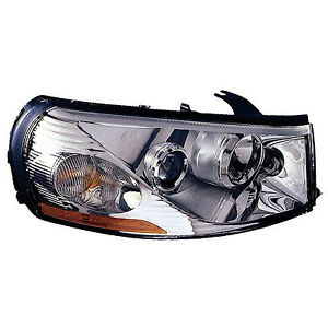 Replacement Headlight Assembly For Saturn Passenger Side Gm2503229v