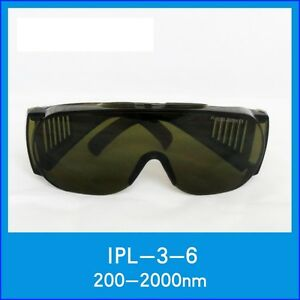 Ipl Photon Beauty Protective Glasses 200 2000nm Ipl 3 6 With Ce Certification