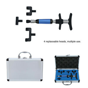 4 Heads Chiropractic Adjusting Tool Manual Therapy Spine Massage Activator Bcl