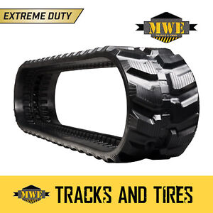 Case Cx27bzts 12 Mwe Extreme Duty Mini Excavator Rubber Track
