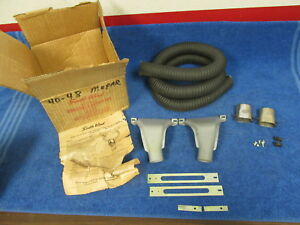 1940 Chrysler Dodge Desoto Windshield Defroster Defogger Nos South Wind 118