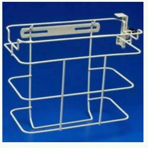 New Covidien 8524c Sharpsafety Wall Bracket For 3 Gal Sharps Container Ea