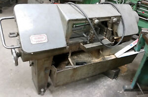 Kalamazoo Horizontal Band Saw 8cw