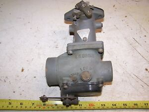 Nos Ensign American Bosch Propane Lp Tractor Brass Carburetor Forklift Truck Wow