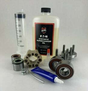 Ctsv Camaro Lt1 Corvette Ls9 Supercharger Rebuild Repair Kit Snout Case Ls9 Lsa