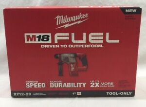Milwaukee M18 Fuel 2712 20 1 Sds Plus Rotary Hammer Drill Tool Only New