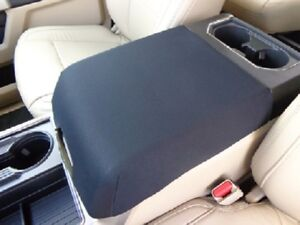 Fits Ford F150 F250 2014 2020 Neoprene Auto Armrest Console Cover Usa Made C1fon