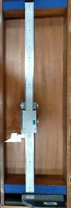 Brown Sharpe 24 Vernier Height Gage 576 Case Buy Today 92 30