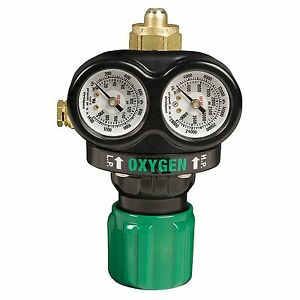 Victor Edge Series Ess3 125 540 Medium Capacity Oxygen Regulator 0781 5100