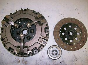 New Dual Stage Clutch Kit For John Deere 950 990 1050 870 970 1070
