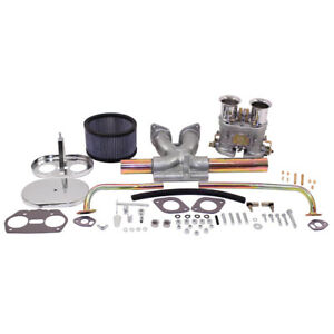 Empi 47 7316 Single 44mm Hpmx Carburetor Kit With Linkage Air Cleaner