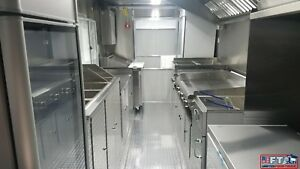 Food Trucks For Sale Customized Kitchens
