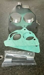 Khaos Motorsports Smooth Big Bore 2 Throttle Body Spacer 87 95 Chevy Gmc 7 4l