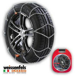 Weissenfels Uniqa Clack go M32 Chain Snow Unit L090 0 9cm 205 60r16