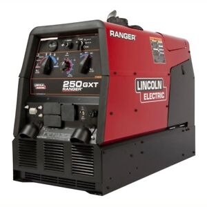 Lincoln Electric 250 Amp Ranger 250 Gxt Gas Engine Driven Welder kohler